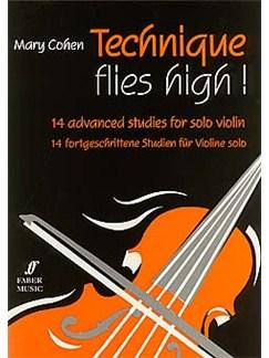 Mary Cohen: Technique Flies High! (Violin) Books | Violin