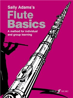 Sally Adams: Flute Basics Books | Flute