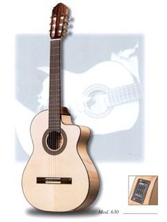 Raimundo: 630E Cutaway Electro-Classical Guitar Instruments | Classical Guitar, Electro-Classical Guitar