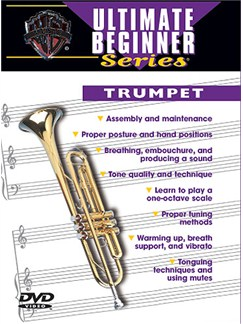 Ultimate Beginner: Trumpet DVD DVDs / Videos | Trumpet