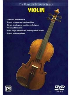 Ultimate Beginner: Violin DVD DVDs / Videos | Violin