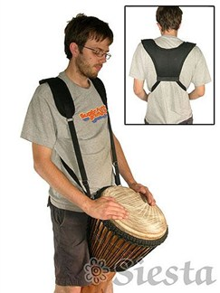 Siesta: Djembe Strap Instruments | Percussion