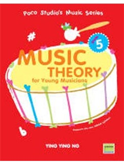 Ying Ying Ng: Music Theory For Young Musicians - Grade 5 Books |