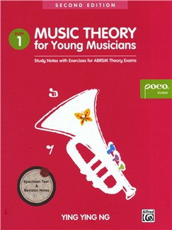Ying Ying Ng: Music Theory For Young Musicians - Grade 1 (Second Edition) Books |