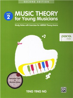 Ying Ying Ng: Music Theory For Young Musicians - Grade 2 (Second Edition) Books |
