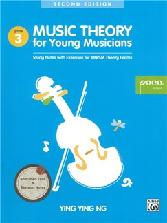 Music Theory For Young Musicians: Grade 3 - 2014 Revised Version Books |