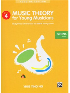 Ying Ying Ng: Music Theory For Young Musicians - Grade 4 (Second Edition) Books |