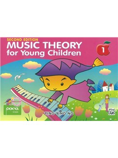 Ying Ying Ng: Music Theory For Young Children - Book 1 (Revised Edition) Books |