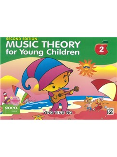 Ying Ying Ng: Music Theory For Young Children - Book 2 (Revised Edition) Books |
