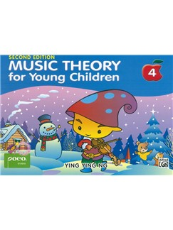 Ying Ying Ng: Music Theory For Young Children - Book 4 (Revised Edition) Books |