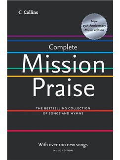 Complete Mission Praise (25th Anniversary Music Edition) Books | Piano (with Chord Symbols)