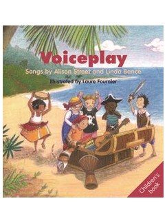 Voiceplay: 22 Songs For Young Children (Children's Book) Books | Lyrics Only