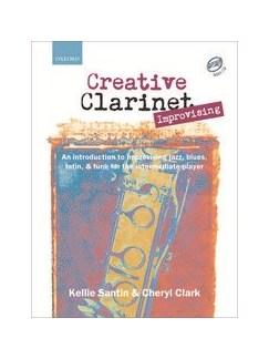 Kellie Santin And Cheryl Clark: Creative Clarinet - Improvising Books and CDs | Clarinet