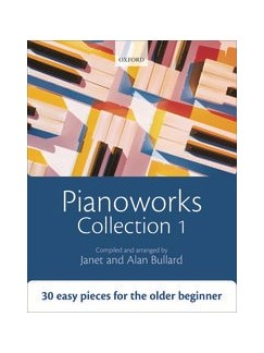 Janet Bullard/Alan Bullard: Pianoworks - Collection 1 Books | Piano