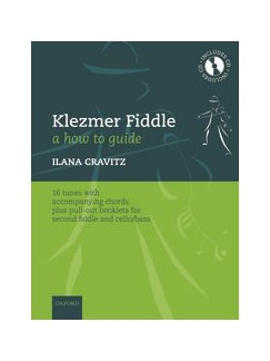 Ilana Cravitz: Klezmer Fiddle - A How-to Guide Books | Violin