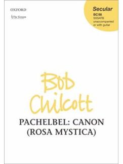 Johann Pachelbel: Canon (SSSATB) Books | SSSATB, Guitar