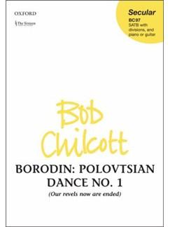 Alexander Borodin: Polovtsian Dance No.1 Books | SSAATTBB, Guitar