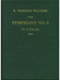 Ralph Vaughan Williams: Symphony No.5 (Score) Books | Orchestra