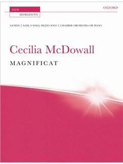 Cecilia McDowall: Magnificat Books | Soprano, Mezzo-Soprano, SATB