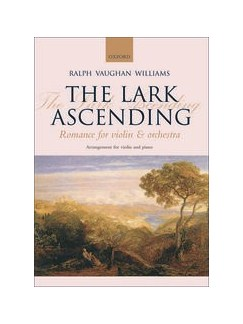 Ralph Vaughan Williams: The Lark Ascending (Violin And Piano) Books | Violin, Piano Accompaniment
