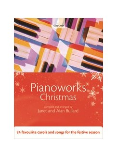 Janet And Alan Bullard: Pianoworks - Christmas Books | Piano