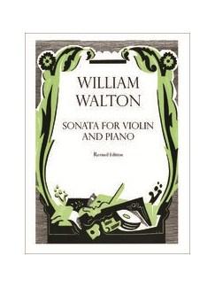 William Walton: Sonata For Violin And Piano Books | Violin, Piano Accompaniment
