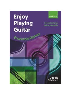 Debbie Cracknell: Enjoy Playing Guitar - Ensemble Games Books | Guitar, Ensemble
