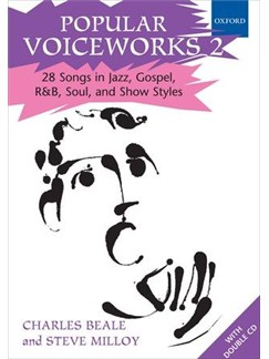 Popular Voiceworks 2 Books and CDs | SATB, Unison Voice, Piano Accompaniment