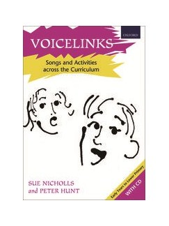 Voicelinks - Songs and Activities across the Curriculum (Book/CD) Books | Voice