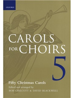 Carols For Choirs: Book Five (Paperback) Books | SATB