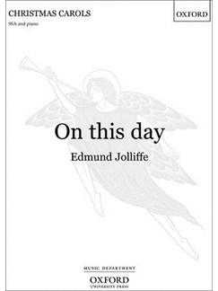 Edmund Jolliffe: On This Day Books | SSA