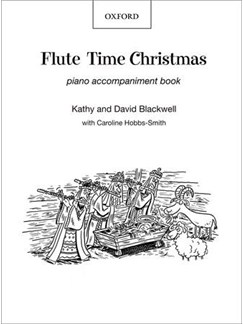 Flute Time Christmas: Piano Book Books | Flute, Piano Accompaniment