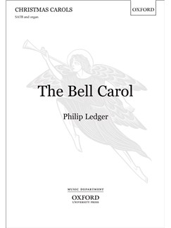 Philip Ledger: The Bell Carol Books | SATB, Organ Accompaniment