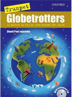 Trumpet Globetrotters Books and CDs | Trumpet