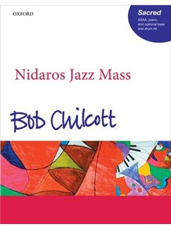 Bob Chilcott: Nidaros Jazz Mass Books | SSAA, Piano Accompaniment