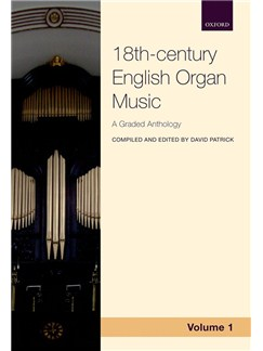 Anthology Of 18th-century English Organ Music - Volume 1 Books | Organ