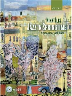 Nikki Iles: Jazz In Springtime Books and CDs | Piano