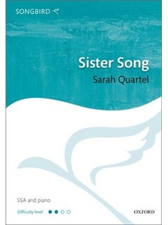 Sarah Quartel: Sister Song Books | SSA, Piano Accompaniment