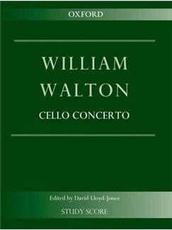 William Walton: Cello Concerto Books | Cello, Orchestra