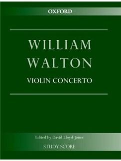 William Walton: Violin Concerto Books | Violin, Orchestra