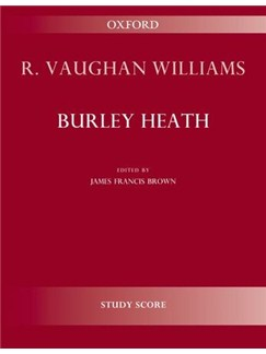 Ralph Vaughan Williams: Burley Heath Books | Orchestra