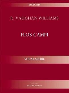 Ralph Vaughan Williams: Flos Campi (Vocal Score) Books | SATB, Piano Accompaniment