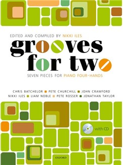 Nikki Iles: Grooves For Two Books and CDs | Piano Duet