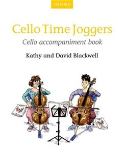 Cello Time Joggers: Cello Accompaniment Book Books   Cello (Duet)