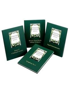 William Walton Edition: Complete Set Books | Orchestra, Ensemble