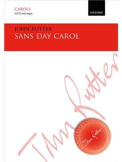 John Rutter: Sans Day Carol Books | Choral, SATB