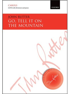 John Rutter: Go, Tell It On The Mountain Livre | SATB, Chorale