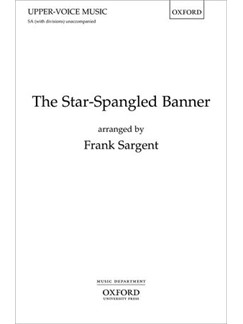 Frank Sargent: The Star-Spangled Banner Books | Choral, 2-Part Choir