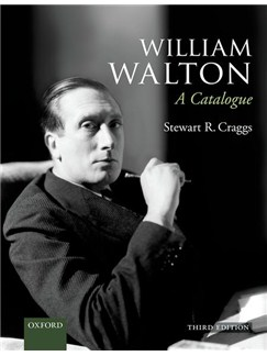 William Walton: A Catalogue Books |