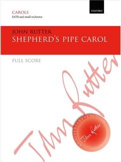 John Rutter: Shepherd's Pipe Carol Books | Choral, SATB